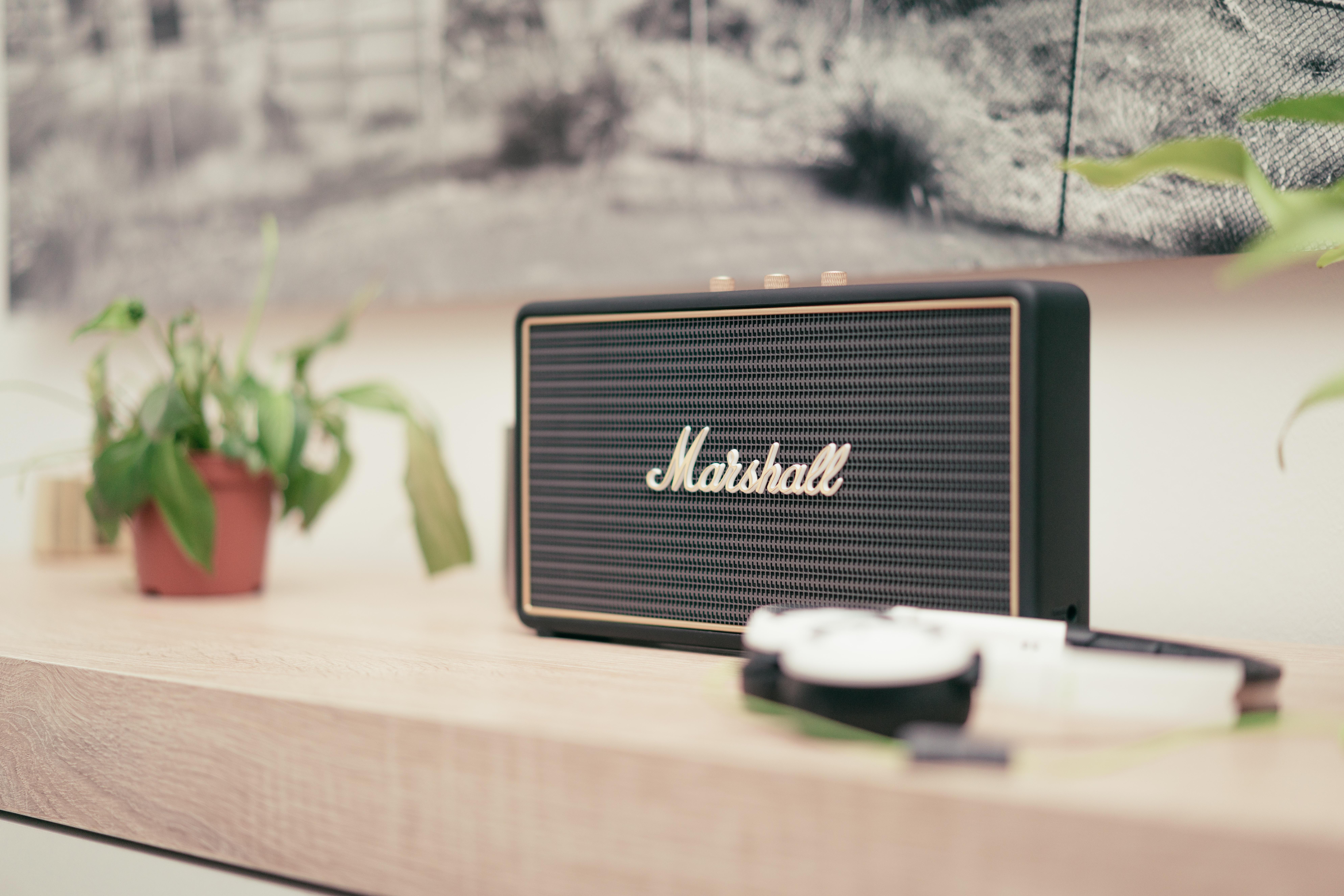 marshall højttalere